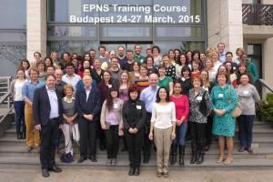 EPNS training course Budapest 2015