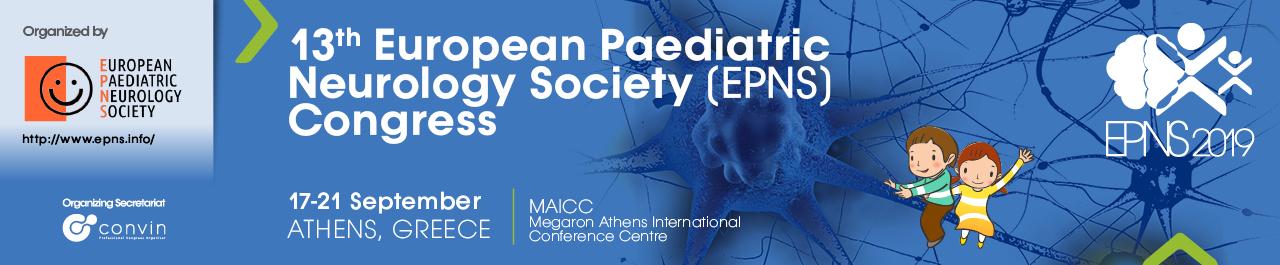 EPNS | European Paediatric Neurology Society