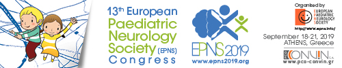13th European Paediatric Neurology Society Congress