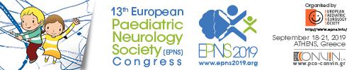 13th European Paediatric Neurology Society Congress