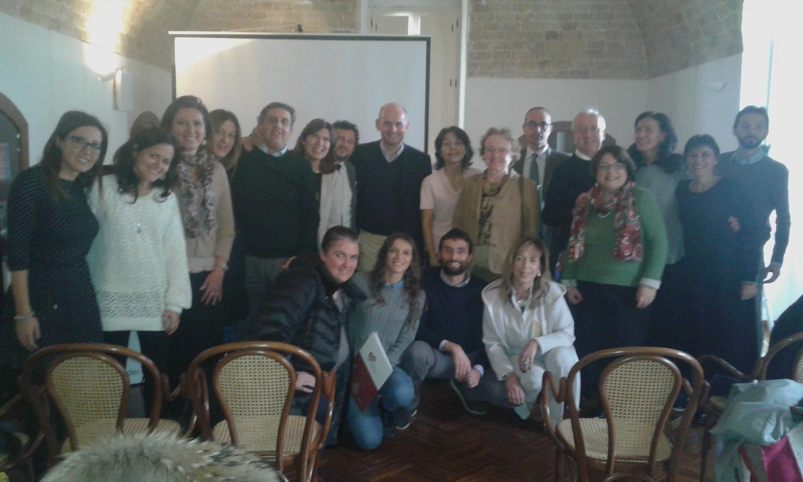 EPNS   EPNS/SINP joint mini symposium, Matera, Italy 2017